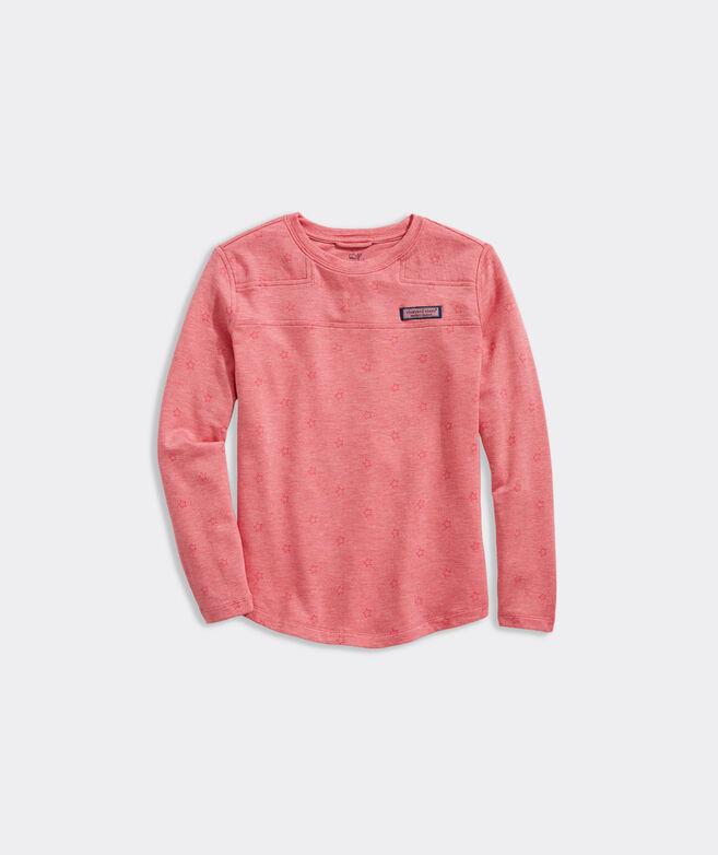 Girls' Crewneck Dreamcloth Shep Shirt