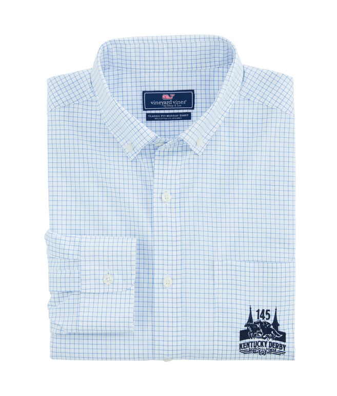 Horseshoe Tattersall Classic Murray Shirt