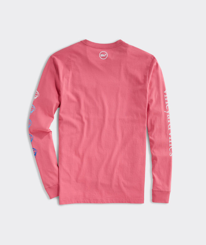 Baseball Icon Long-Sleeve Tee
