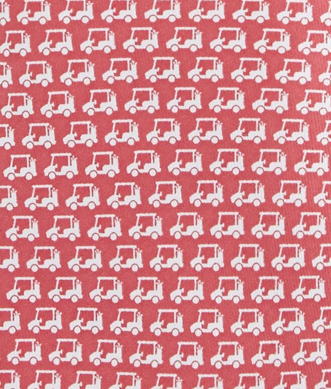 Boys Micro Golf Cart Tie