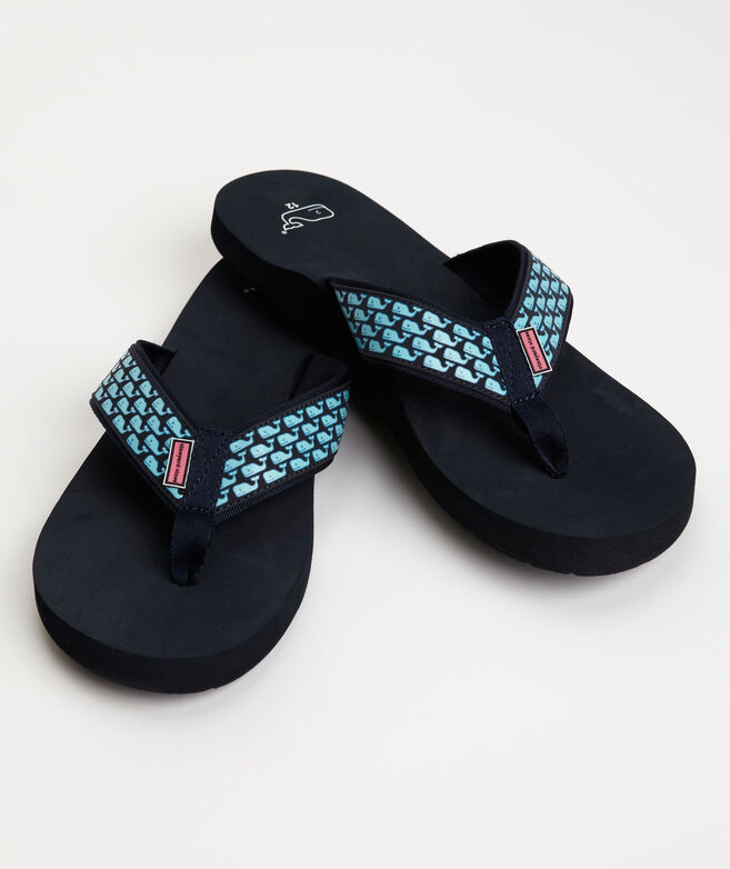 b0eeec159700 Shop Whale Flip Flop Sandals for Men - vineyard vines