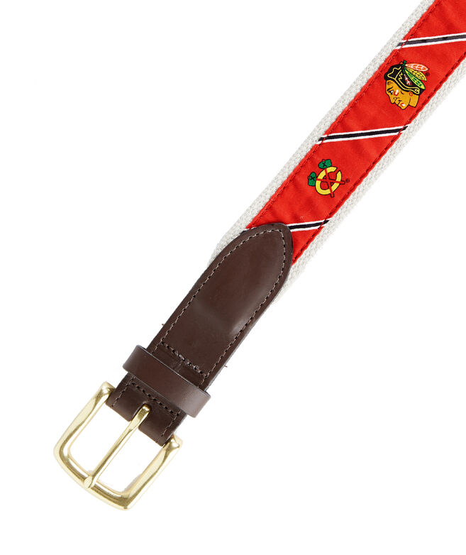 Chicago Blackhawks Belt