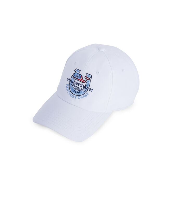 Classic Performance Derby Logo Hat