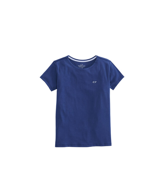 Girls Simple Tee