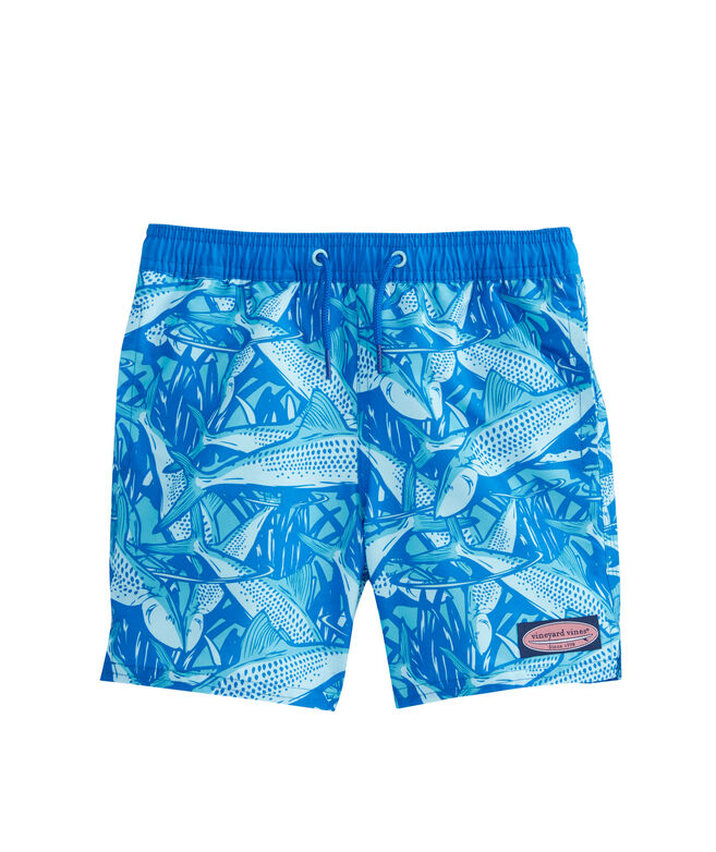 Boys Bonefish Chappy Trunks