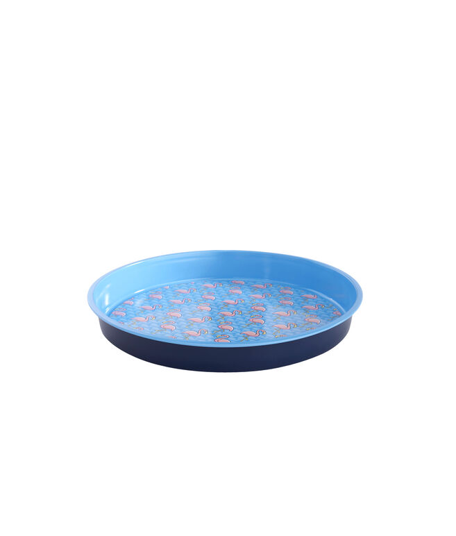 Whaley Good Life Round Tray