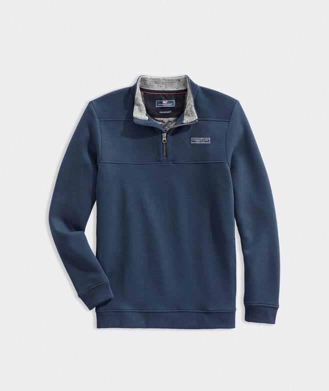 Big & Tall Saltwater Fleece Shep Shirt