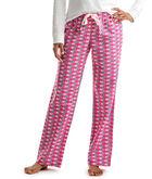 Whale Dots Flannel Lounge Pants