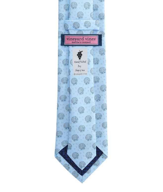 Scallops Tie