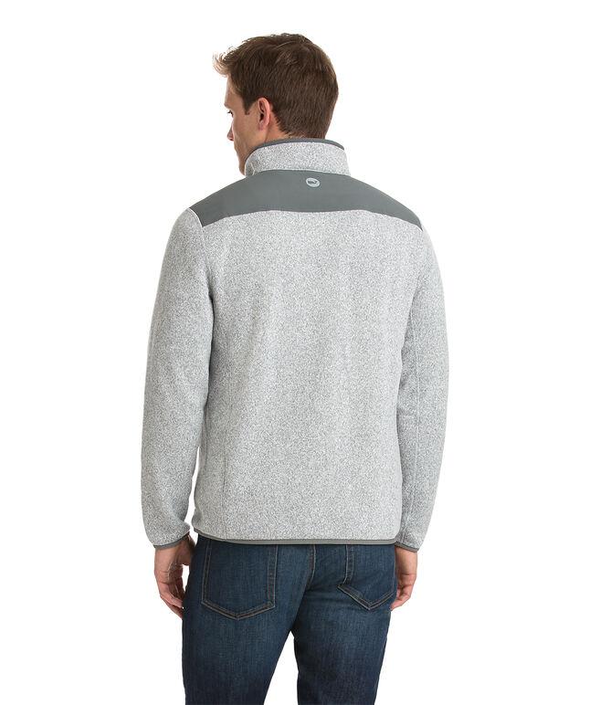 Performance Sweater Fleece Shep Shirt