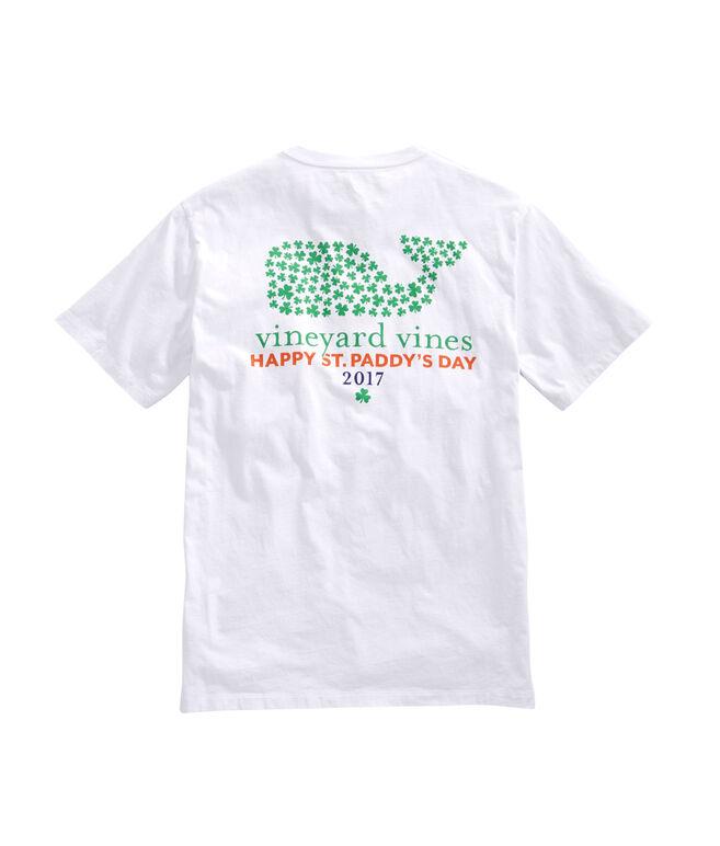 St. Patrick's Day Pocket T-Shirt
