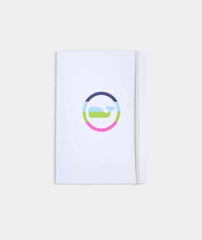 Neon Whale Notebook