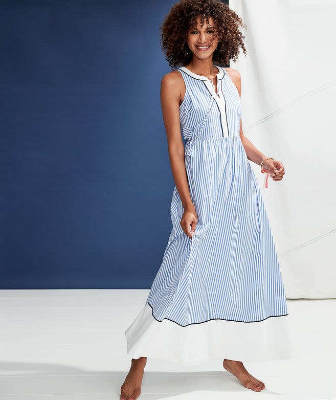 Grier Stripe Maxi Dress