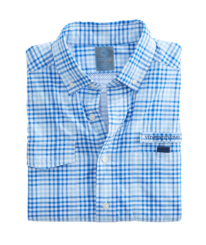 Owen Park Plaid Harbor Shirt