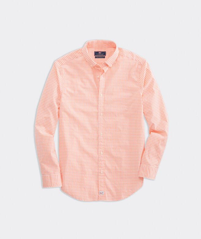 Classic Fit Arawak Gingham Murray Shirt