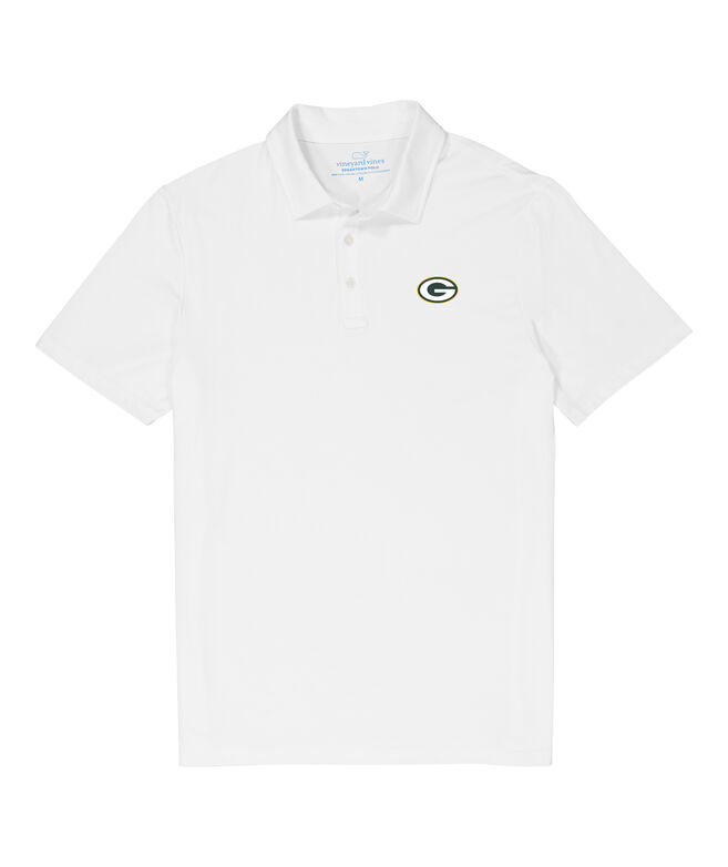 Greenbay Packers Edgartown Polo