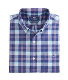 Cappoons Plaid Slim Tucker Shirt