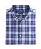 Cappoons Plaid Slim Tucker Shirt