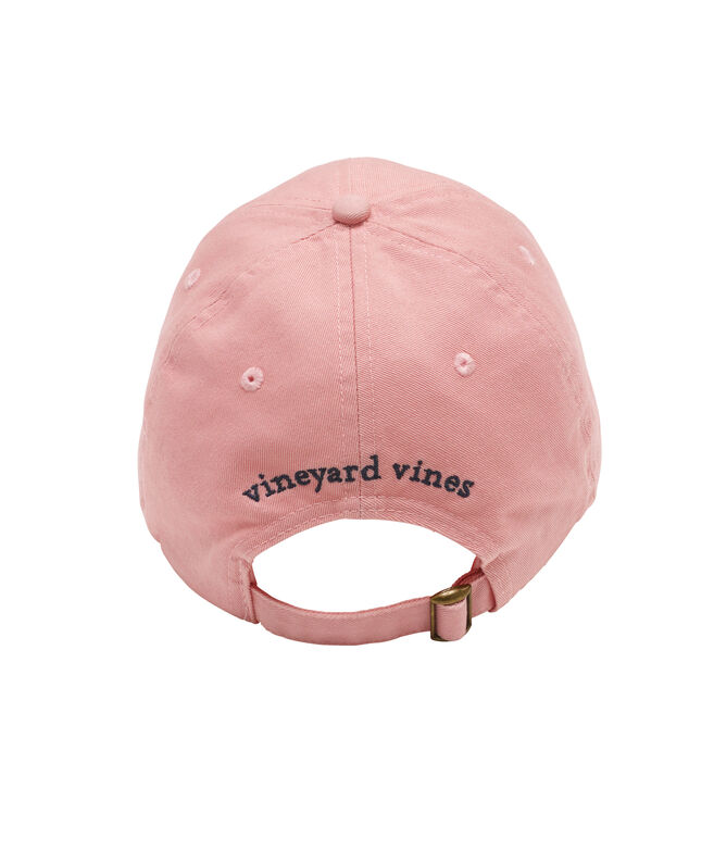 0c402fd9c Shop Signature Whale Logo Baseball Hat at vineyard vines