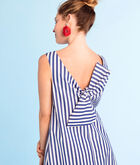 Beachcomber Stripe Bow Back Dress