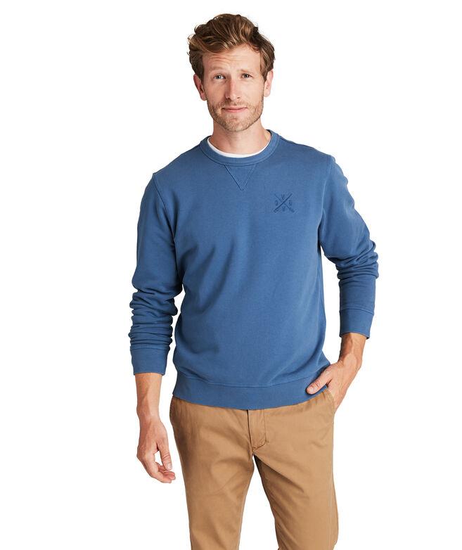 Woodhouse Garment-Dyed Crewneck Sweatshirt