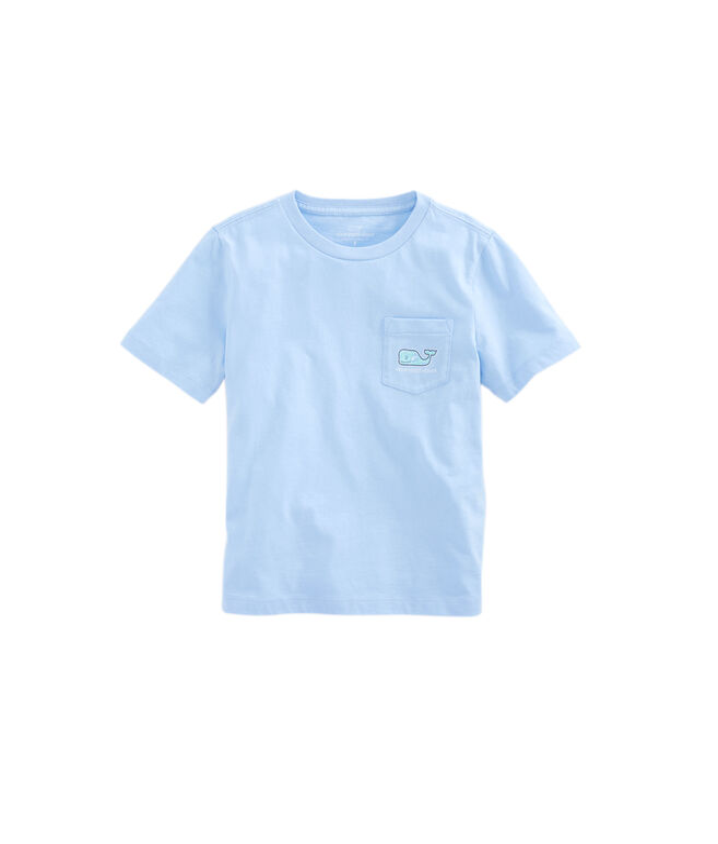Boys Sailing The Vineyard Pocket T-Shirt