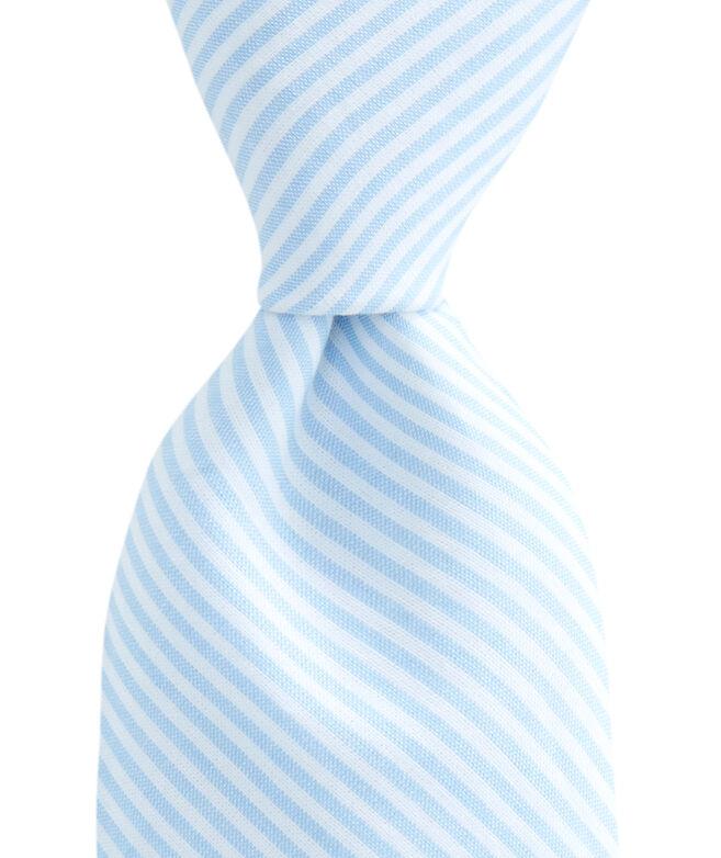 Kennedy Stripes Shirting Skinny Tie