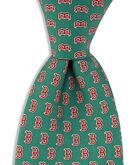 Boston Red Sox Tie