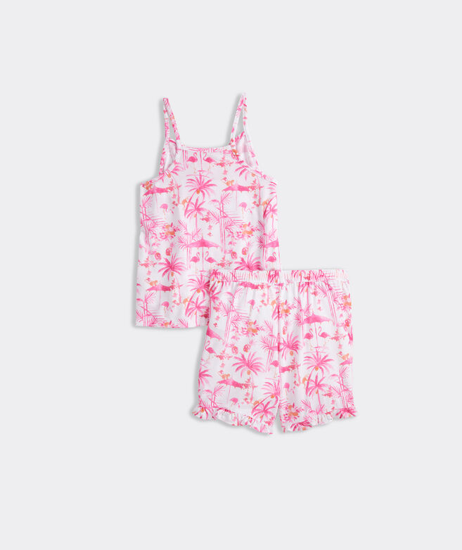 Girls' Printed Lounge Set