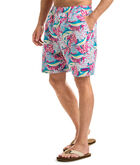 Marlin & Coral Chappy Trunks