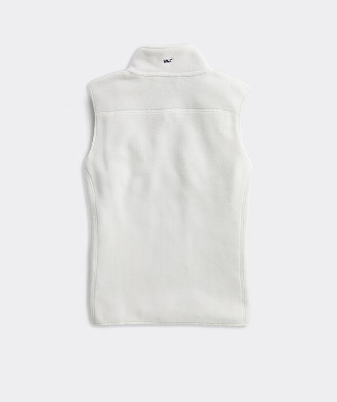 Women's Blank Fleece Harbor Vest