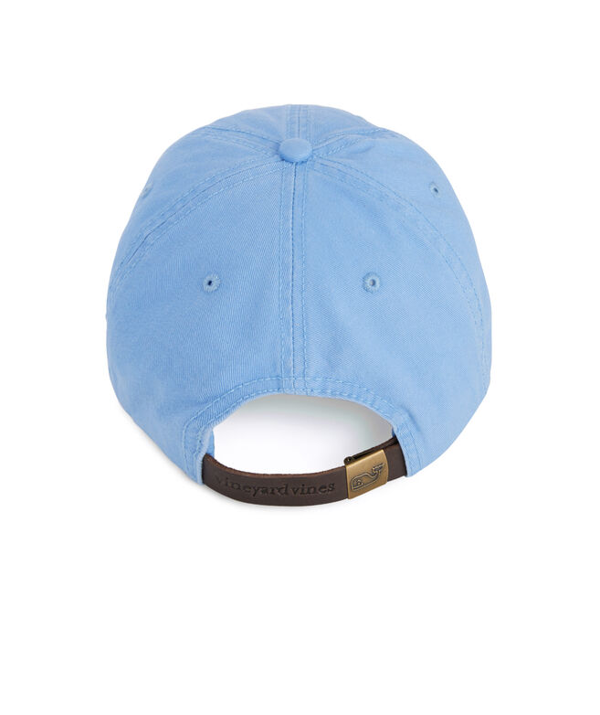 Ombre Stripe Brim Baseball Hat