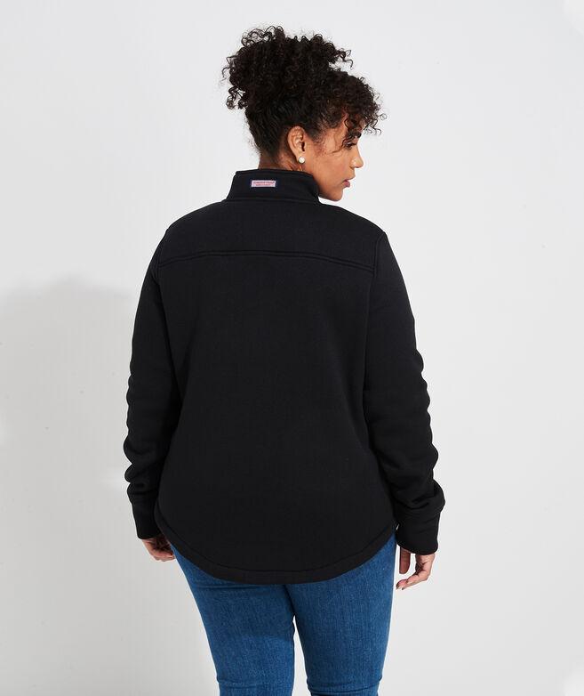 Sweater Fleece Relaxed Shep Shirt
