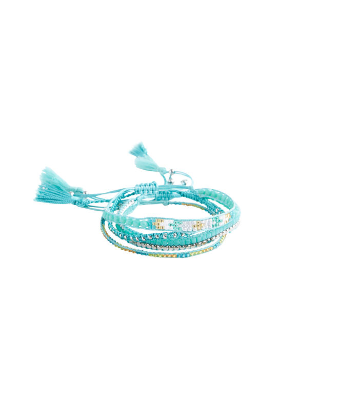 Capri Beaded Bracelet Set