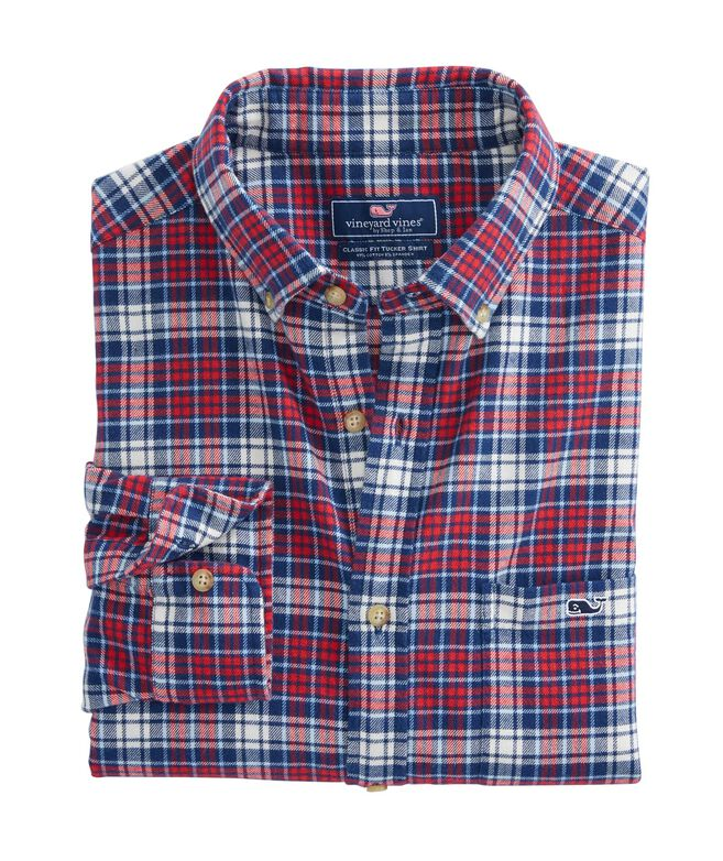 Tower Ridge Flannel Classic Tucker Shirt