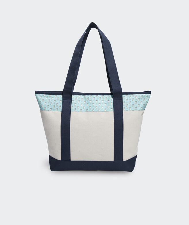 Pina Colada Cooler Tote Bag