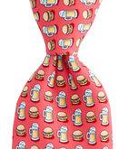 Summer BBQ Tie