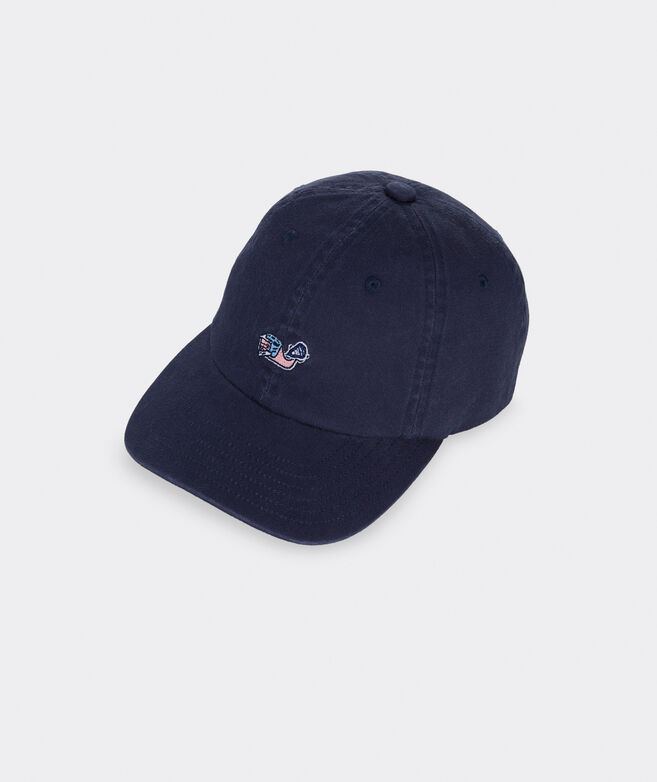 Boys' Lax Whale Baseball Hat