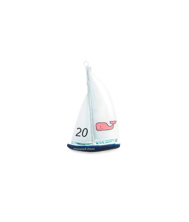 Sailboat Ornament