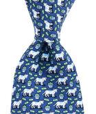 Cash Cow Printed Tie