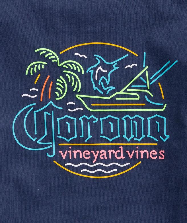 Women's Corona® x vineyard vines Neon Sign Tee