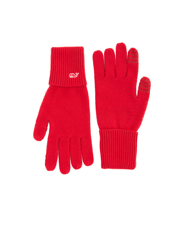 Cable Texting Gloves