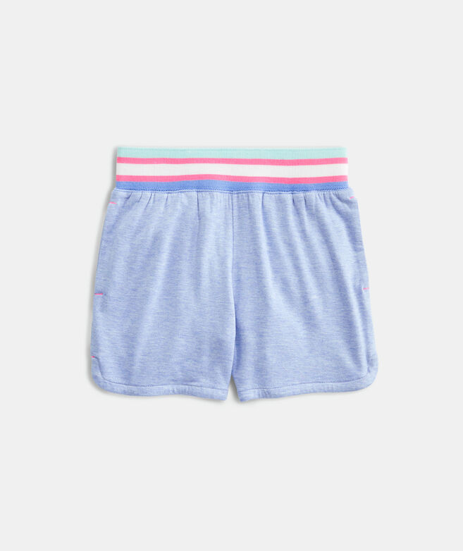 Girls' Dreamcloth Ribbed Waist Shorts