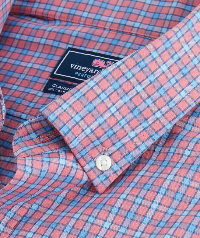Delancey Classic Fit Performance Tucker Shirt