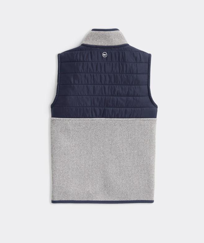 Boys' Hybrid Vest