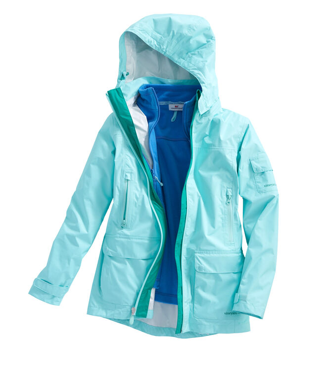 3-in-1 Raincoat