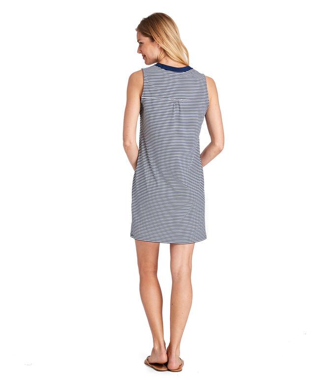 Striped Sankaty Shift Dress