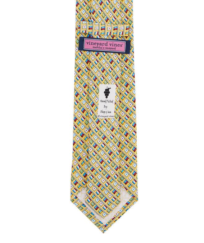 EDSFTG Flags Printed XL Tie