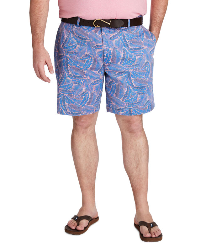 Big & Tall Island Palms Breaker Shorts