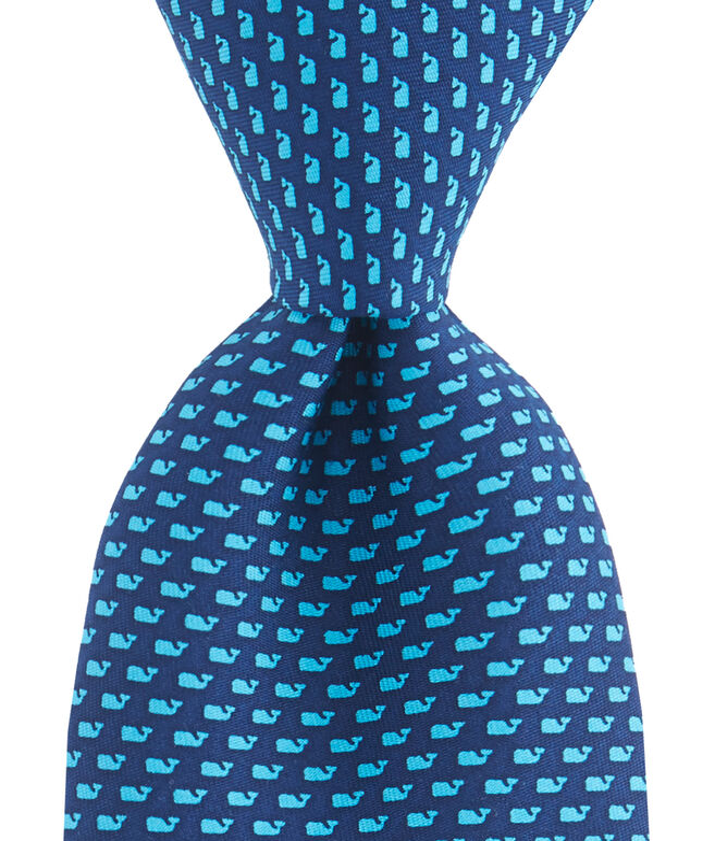 Neon Whale Tie